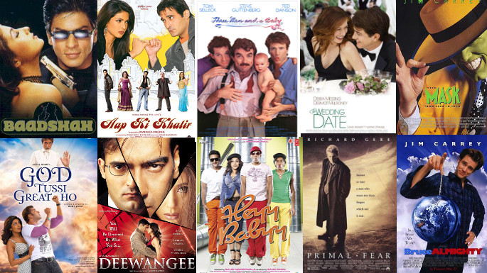 Bollywood and Hollywood