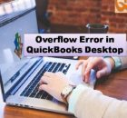 How To Resolve Overflow Errors In Quickbooks Desktop