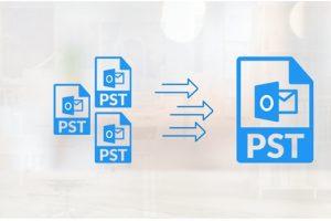 Merge PST Files using Best Methods