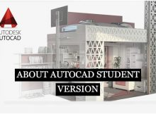 AutoCAD Student Version