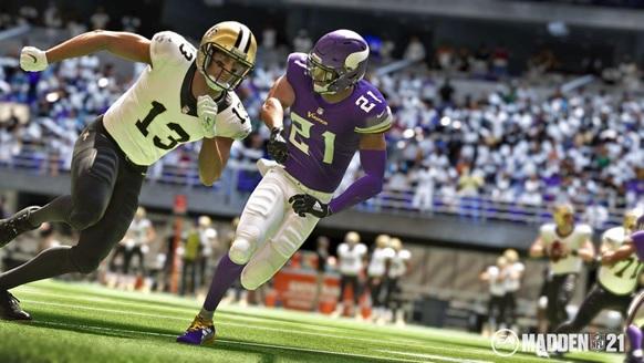 best Madden NFL 21 players