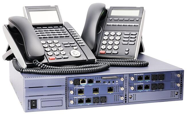 Hosted PBX Phone Systems